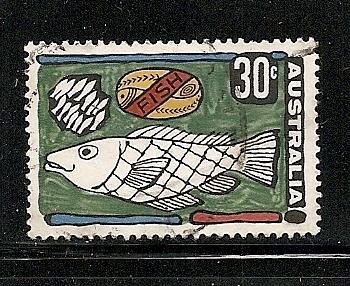 Australia used s.c.#  521