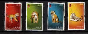 Hong Kong  2010 Year of the Tiger...mnh