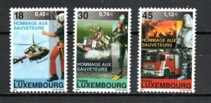 Luxembourg 1055-1057 MNH