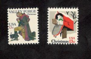 1729-1730 Christmas Set Mint/nh Free Shipping Offer (A-97)