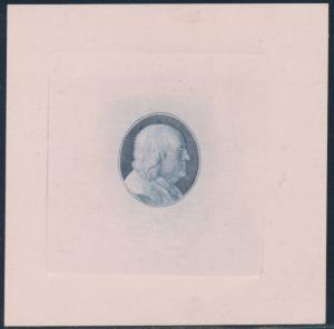 #63-E1b DIE ESSAY ON COLORED CARD (DARK BLUE, PINK) BR8347