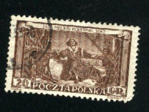 Poland 578  u VF   1953 PD