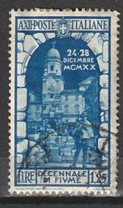 #318 Italy Used