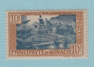 Monaco 92 Postfrisch mit Scharnier Og - keine Fehler Sehr Fein