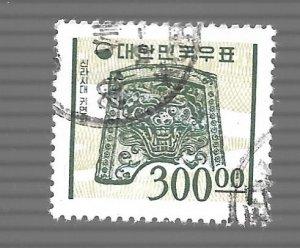 South Korea 1964 - Scott #374 *