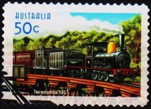 Australia. 2004 50c S.G.2431 Fine Used