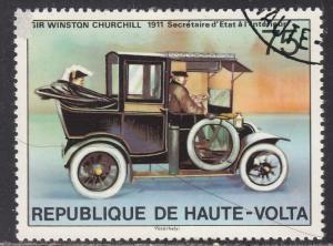 Burkina Faso 347 Sir Winston Churchill 1975