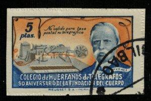 Spain 5ptas. (Т-9230)