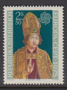 Austria 1016 High Priest mnh
