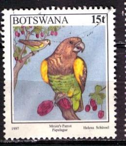 Botswana; 1997: Sc. # 622: O/Used Single Stamp