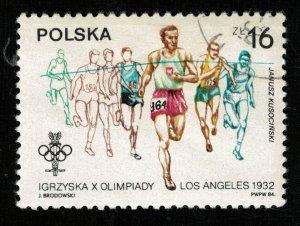 1984 Sport, Olympiada 1934, 16Zl (TS-614)