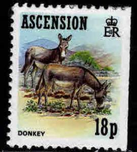 ASCENSION  Scott 480  MNH** Donkey stamp booklet single