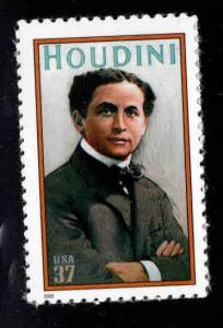 USA Scott 3651 MNH**Houdini self adhesive stamp