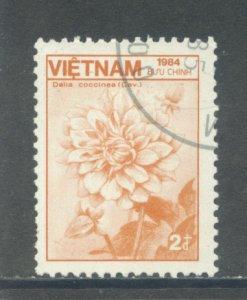 Viet Nam, North 1476  Used
