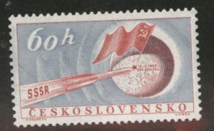 Czechoslovakia Scott 938 MNH** flag stamp