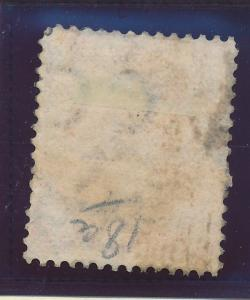 Bahamas Stamp Scott #18, Used, 4p 1863-81 QV - Free U.S. Shipping, Free World...