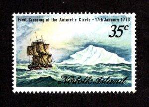 NORFOLK ISLAND  SC# 152  FVF/MNH