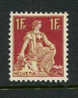 Switzerland #144 Mint