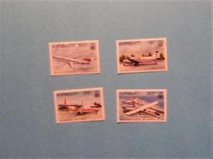 Kiribati - 400-03, MNH Set. Air Tungaru. SCV - $1.18