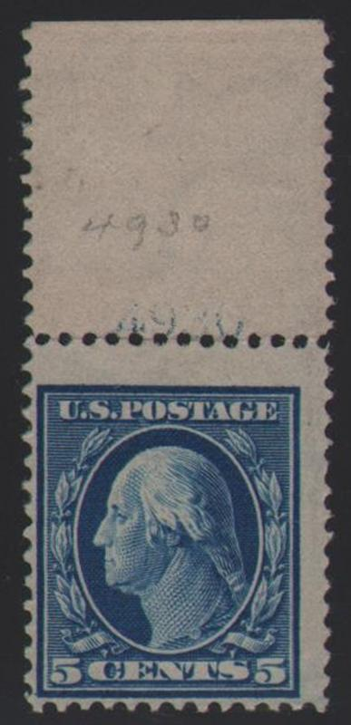 #361, Mint OG XXLH, Top PL# Single, Super Scarce! Certs