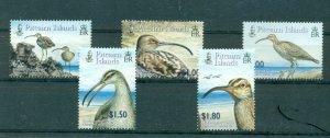 Pitcairn Is. - Sc# 622-6. 2005 Birds. MNH $17.00.
