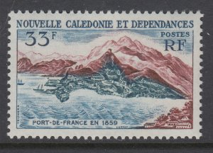 New Caledonia 317 MNH VF