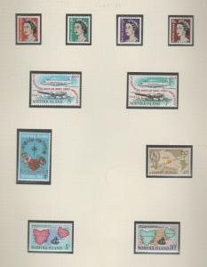 NORFOLK ISLAND  1967 - 1974