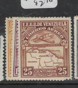 Venezuela SC C120-1, C123 MOG (1dwj)