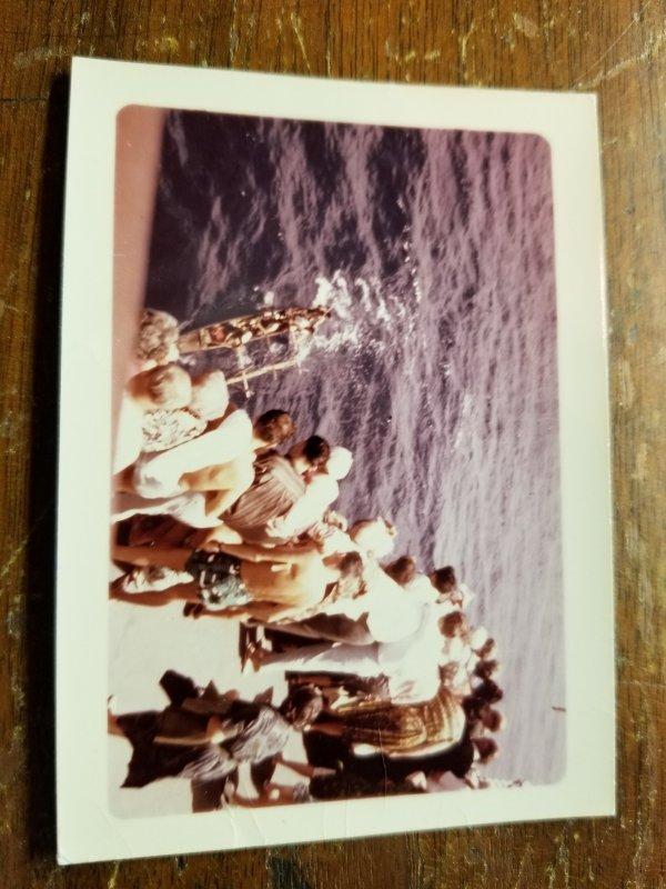 Tonga Islands Matson Lines Tin Can Island Canoe Mail