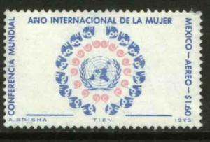 MEXICO C464 International Womens Year World Conference MINT, NH. VF.