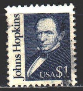 United States. 1989. 2042. Hopkins, businessman. USED.