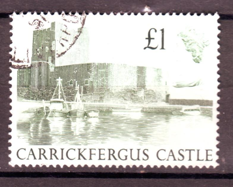 J8554 JL stamps 1988 great britain used #1230