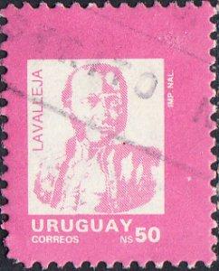 Uruguay #1209 Used