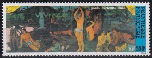 French Polynesia C212 MNH (1985)