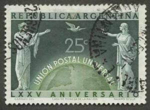 Argentina 586 Used VF