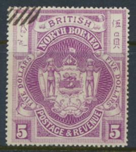 North Borneo  SG 49  Used / Fine Used   please see scans & details