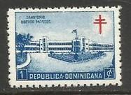 Dominican Republic RA9 MNH H1320-2