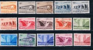 Venezuela C613-28 Short Set -C626 Used Mix (V0353)