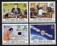 Pitcairn Islands 1995 Centenary of First Radio Transmissi...