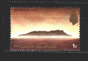 Pitcairn Islands. 1969. 97 from the series. Pitcairn Island Landscape. MNH.
