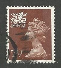 Great Britain Wales & Monmouthshire  WMMH9