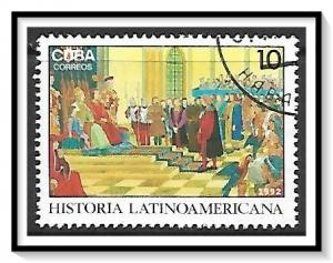 Caribbean #3465d Discovery Of America CTO