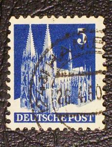 Germany Scott #636 used