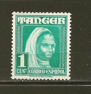 Spanish Tanger Tangiers L22 MNH