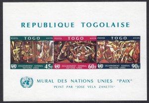 Togo C78a MLH cv 4.80 BIN $3.00