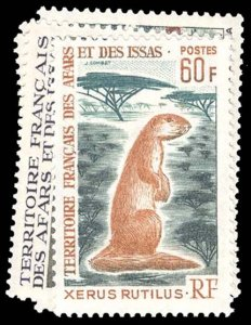 AFARS AND ISSAS 310-14  Mint (ID # 96194)