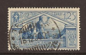 Italy  #  254  used