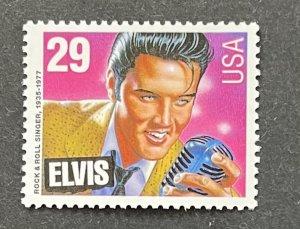 US 1993 Elvis Presley #2721 MNH OG Single
