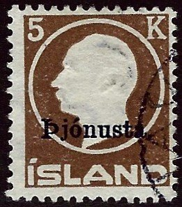 Iceland SC O51 Used F-VF SCV$260.00...Would fill a great Spot!
