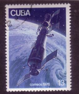 Cuba Sc. # 2054 CTO Space